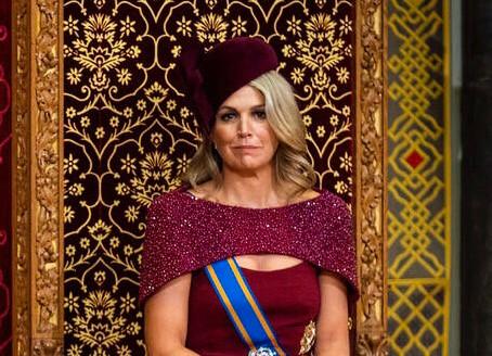 Is dit Máxima's mooiste Prinsjesdag-look?