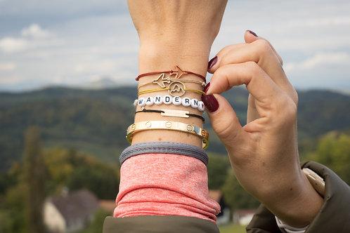 Wanderlust, Berg  Armband