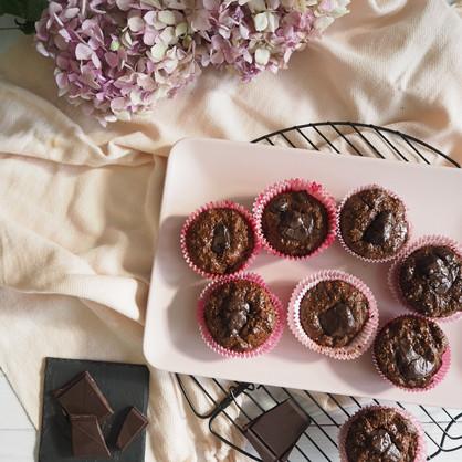 Schokolade Muffins