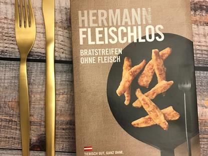 HERMANN FLEISCHLOS - TIERISCH GUT GANZ OHNE
