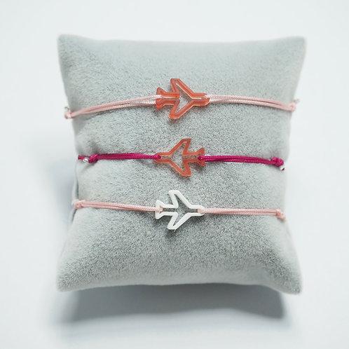 Flugzeug Armband - Ladies Collection