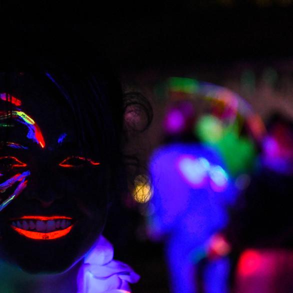 fluo visage