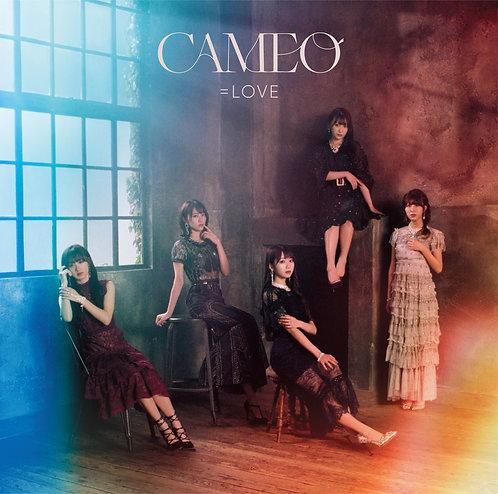 7thシングル「CAMEO」Type-C  CD+DVD