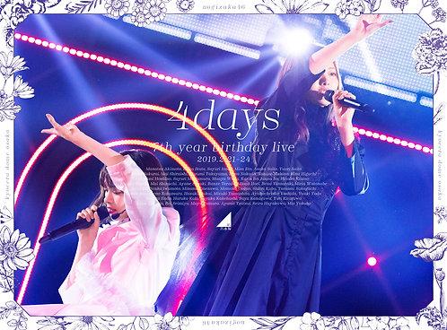 乃木坂46 7th YEAR BIRTHDAY LIVE (完全生産限定盤) (特典なし) [DVD]