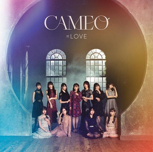 7thシングル「CAMEO」Type-A  CD+DVD
