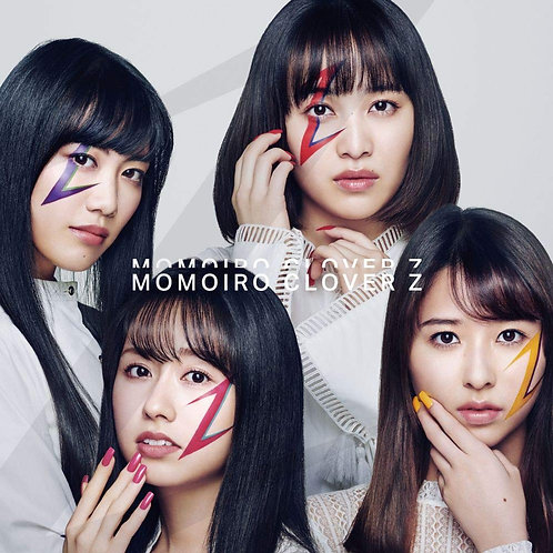 ももいろクローバーZ 5th ALBUM MOMOIRO CLOVER Z【通常盤】☆特典付き