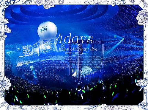 乃木坂46 7th YEAR BIRTHDAY LIVE (完全生産限定盤) (特典なし) [Blu-ray]