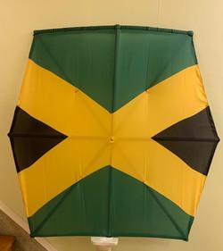 4 feet  jamaican flag kite
