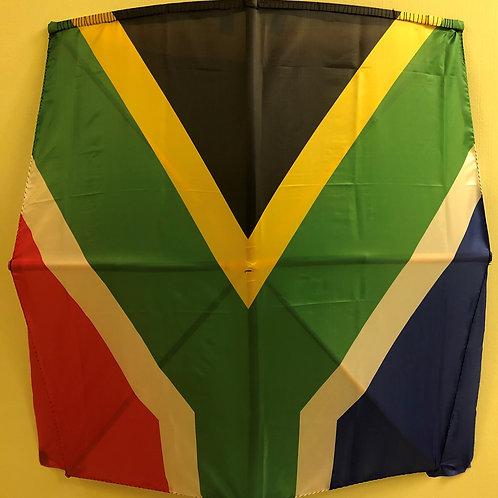 South African Fabric Flag Kite type A