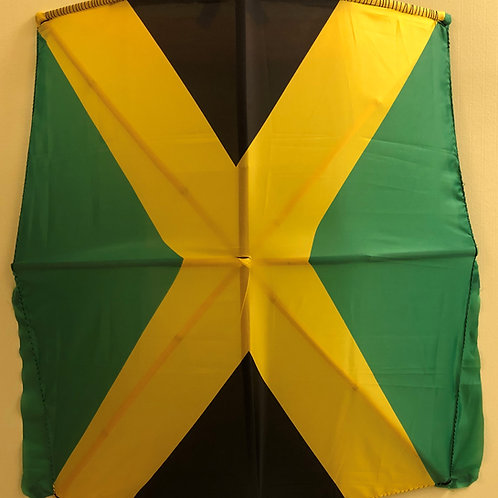 Jamaican Fabric Flag Kite