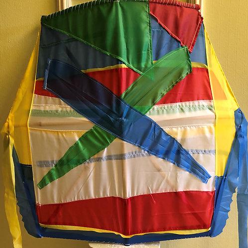 Multi Color ripstop junior kite