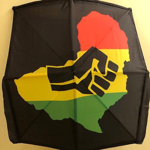 Africa proud Fabric Flag Kite