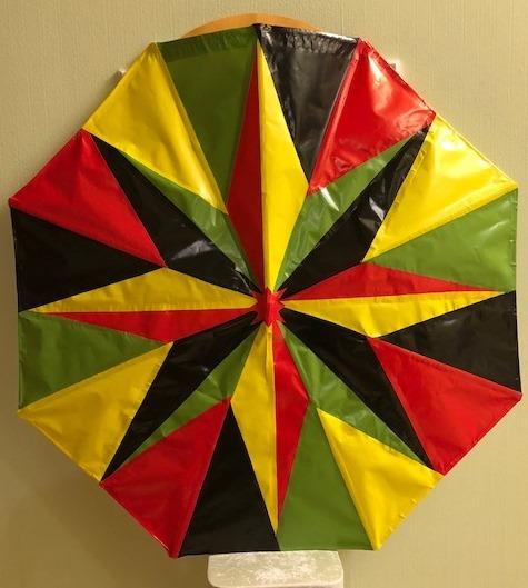 flyringokite  jamaican bamboo kite gl fi