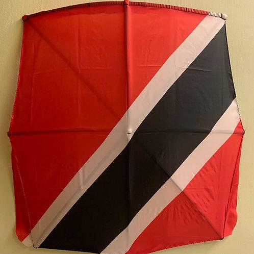 Trini Fabric Flag Kite