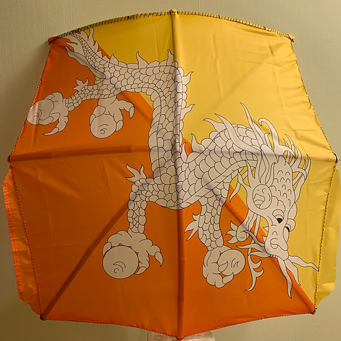 Dragon Ball Fabric Kite