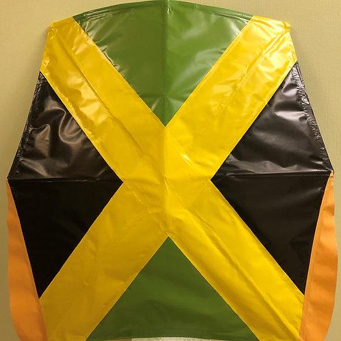 Jamaican flag kite