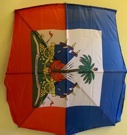 Hatian Flag kite