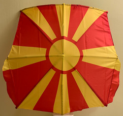Macedonia sun