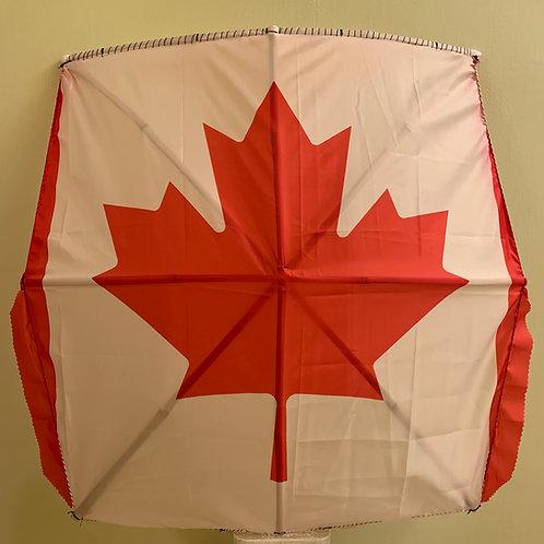 Canadian Fabric Flag Kite
