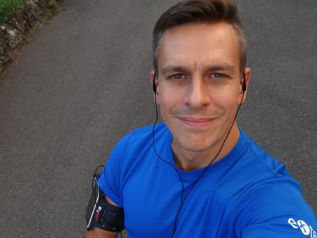 Training für den ersten Marathon