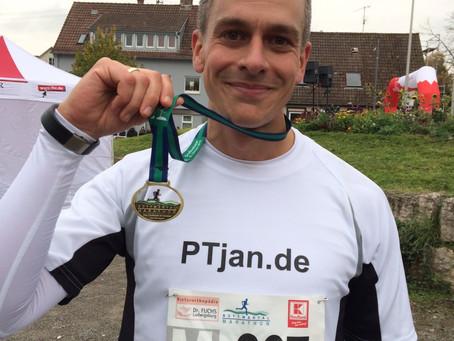 Der Marathon-Finisher