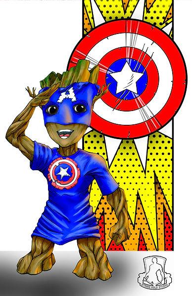Capt. Groot