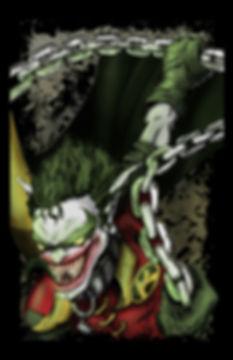 Murderous Robin