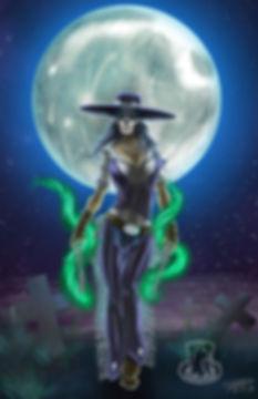 Sugarskull Cowgirl