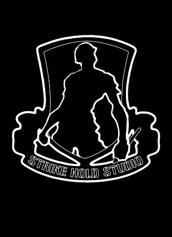 Strike Hold Studio - Logo Final 1-15-19.