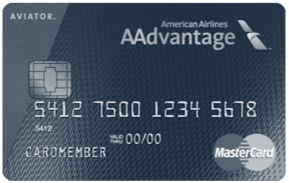New Bonus for American Airlines Aviator Card