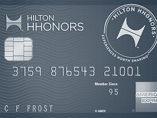 Why I Got the Hilton Surpass Credit Card