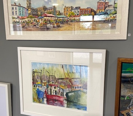 Annual exhibition by the Lincolnshire Artists Society