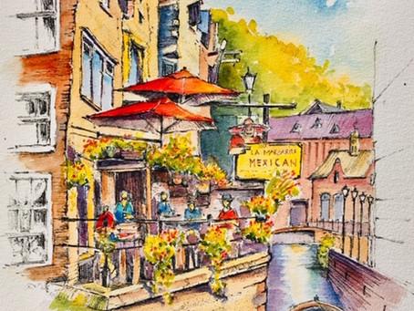 Urban sketchers annual symposium
