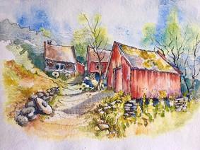 Mølleparken Old watermill