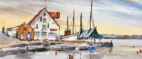 Old boat museum, Tananger