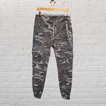 Camo Super Stretchy Trousers