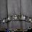 Vintage Wash Top with Ripped Pocket Detail in Grey Hem