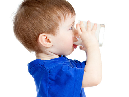 Du lait sans résidus d'antibiotiques!