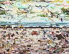 Toru Kuwakubo_Life of Pink sand beach, 2