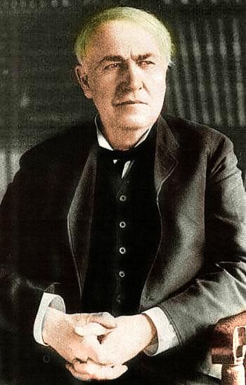Thomas Edison's Top 10 Quotes on Success
