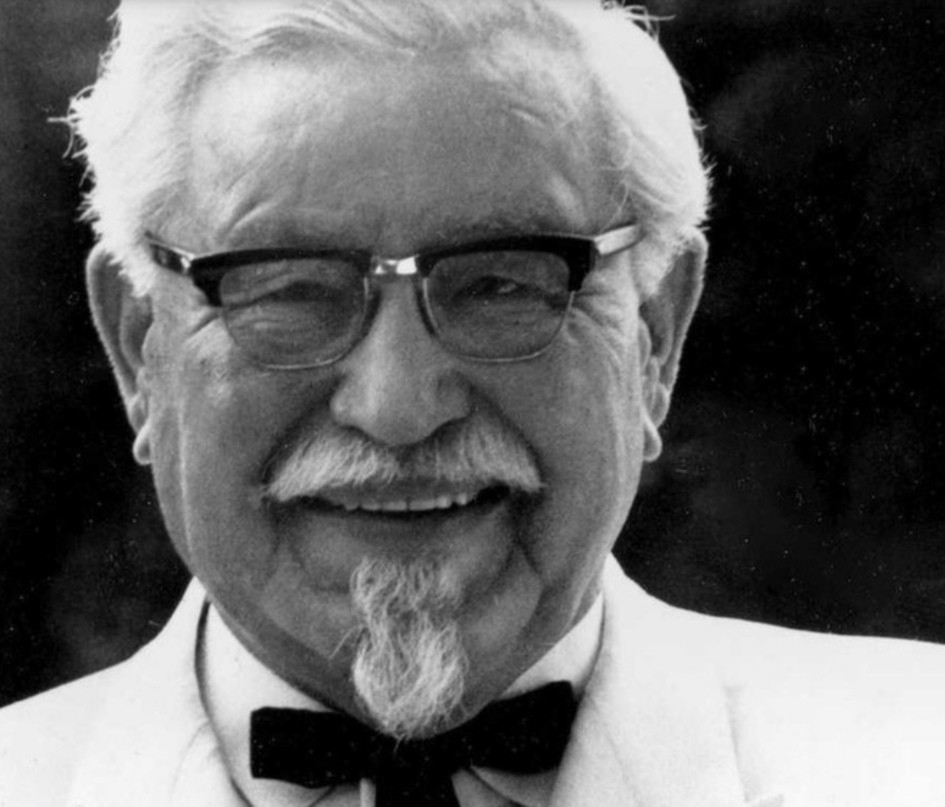 The Story of Colonel Harland Sanders (KFC). What Is Your Story? #kentuckyfriedchicken