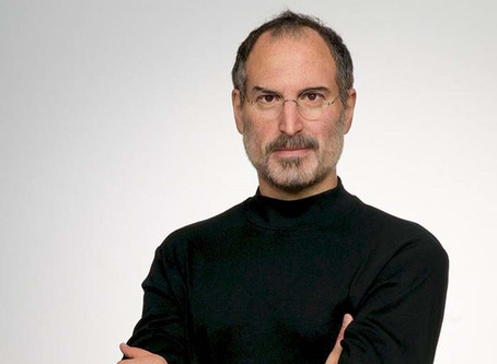 The Secret of 21 LIFE LESSONS FROM STEVE JOBS