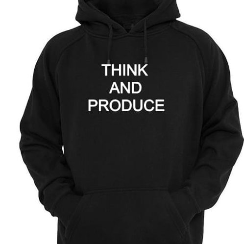 Men's  and Women's Casual Hoodie Creative one