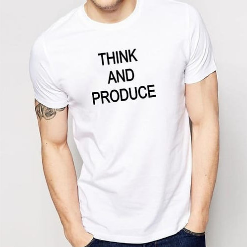 Motivational BLACK AND WHITE T-shirt
