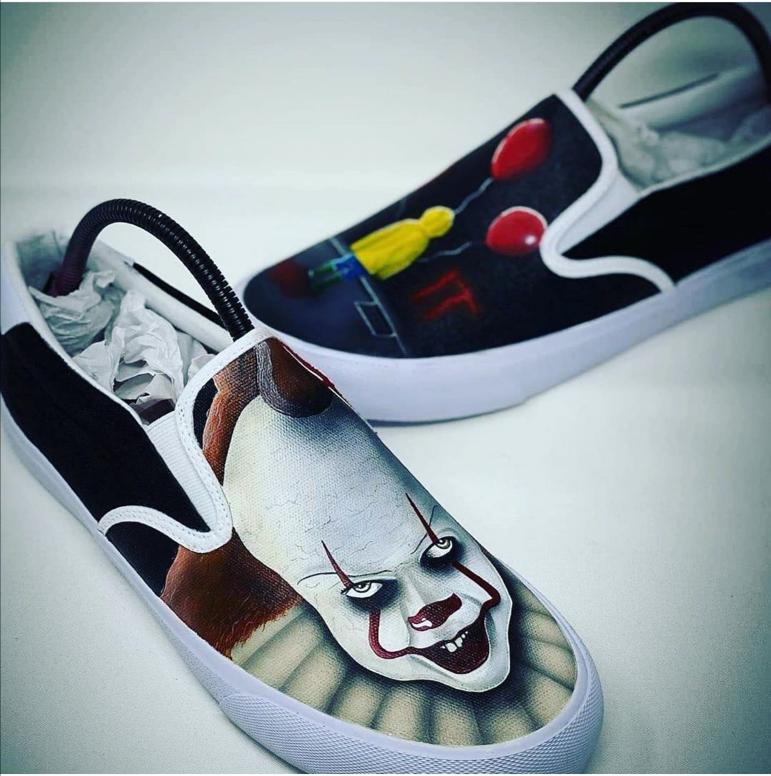 Unique Customised Sneakers