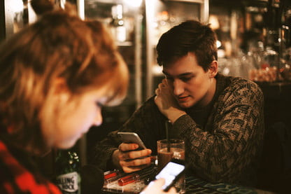 How Cell Phones  Kill Interactions Face To Face