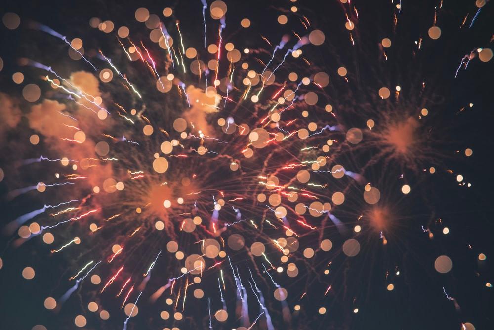 Hackney Firework Display