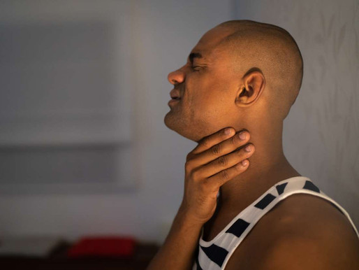 HOW TO TREAT A SORE THROAT THIS AUTUMN- The Easy Way