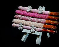 Chocolate covered Rods