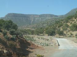 Sur la route de Win-Timdouine